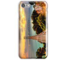 San Francisco - Oakland Bay Bridge Sunset iPhone Case/Skin