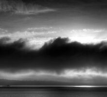 And the Fog Rolls in by Stephen  Nicholson