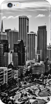 San Francisco Financial District by SimpsonBrothers