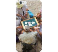 The Card Game iPhone Case/Skin