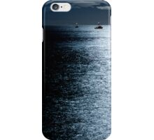 Fishing Boats in Santa Cruz iPhone Case/Skin