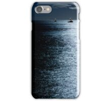 Fishing Boats in Santa Cruz iPhone Case/Skin