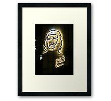 Che Guevara. Framed Print