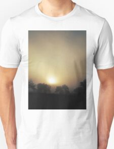 Afterglow. The Next Morning And The Sinking Feeling T-Shirt
