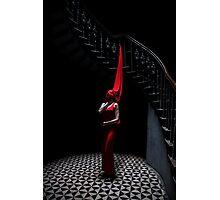 Who killed Laura Palmer Photographic Print