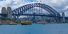 Harbour Bridge in Sydney by Yukondick