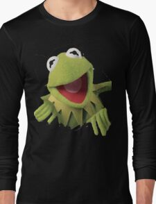 Kermit The Frog Long Sleeve T-Shirt