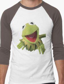 Kermit The Frog Men's Baseball ¾ T-Shirt