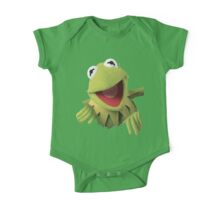 Kermit The Frog One Piece - Short Sleeve