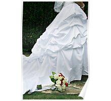 Bridal Dress Poster