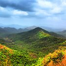 Mountain Range by Charuhas  Images