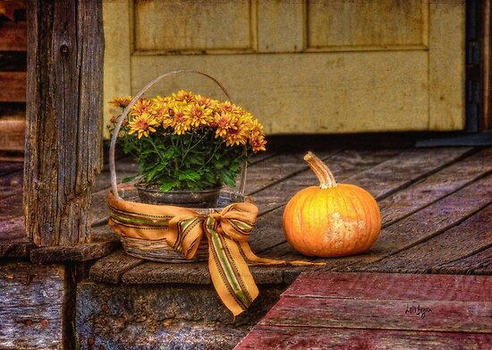 Autumn by Lois  Bryan
