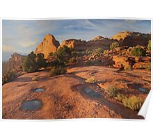 Canyonlands Sunset Poster