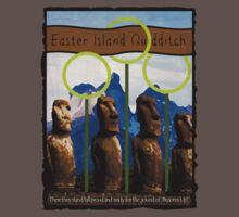Easter Island Quidditch Kids Clothes