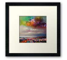 Colouratura Sky Study Framed Print