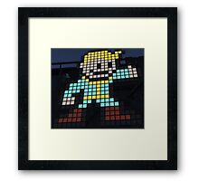 Fallout is the Best Framed Print