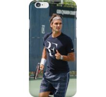 Roger Federer #2 iPhone Case/Skin