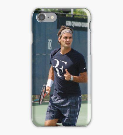 Roger Federer #2 iPhone Case/Skin