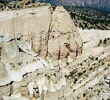 Tent Rocks National Monument, New Mexico by Vicki Pelham