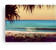 lost paradise Canvas Print