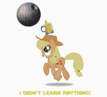 Applejack Didn't Learn Anything by eeveemastermind