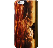 World on Fire iPhone Case/Skin