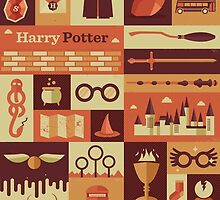 Harry potter All character by kimonoArt