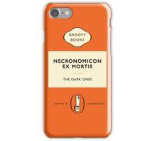 Klaatu... Barada... Penguin? iPhone Case/Skin