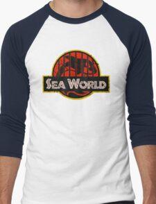 Abusement Park Original (worn) Men's Baseball ¾ T-Shirt
