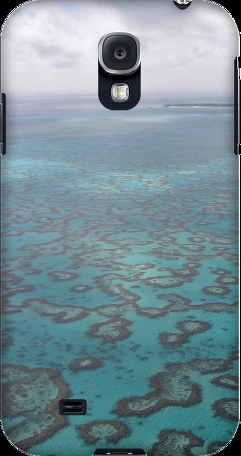 Heron Island, Great Barrier Reef, Australia by deanobrien