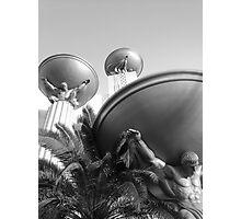 MGM Casino  Photographic Print