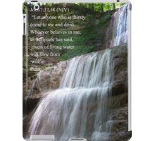 Living Waters iPad Case/Skin