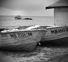 Old and Older by Andrew (ark photograhy art)