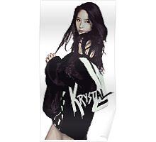 f(x) - Krystal Poster