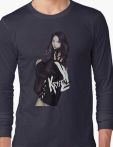 f(x) - Krystal Long Sleeve T-Shirt