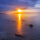 Tralee Bay Sunset by Michael Walsh