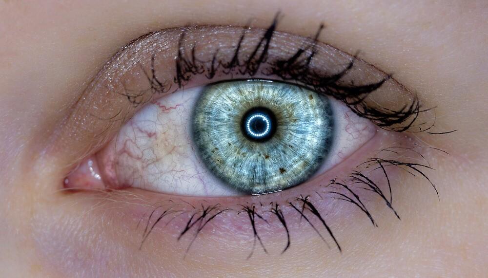 Eyeball by JPAube
