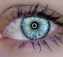 Eyeball by JPAube