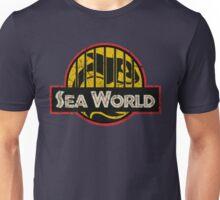 Abuesement Park JP Colors (worn) Unisex T-Shirt