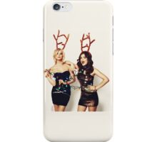pretty little liars christmas iPhone Case/Skin