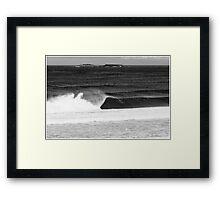 The Islands Framed Print