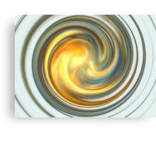 Sky Swirl Canvas Print
