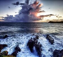 South West Kerry Coastline by Michael Walsh