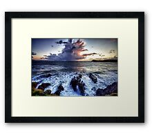 South West Kerry Coastline Framed Print