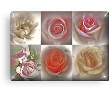 Magical Roses Canvas Print