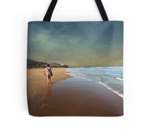 Steps in Solitude Tote Bag