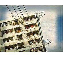 Urban Vibration Photographic Print