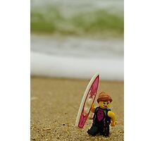 Lego Beachley Photographic Print