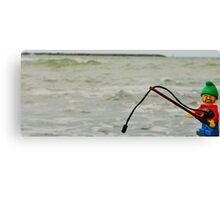 Lego Hunt Canvas Print