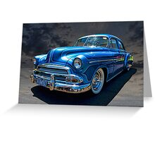 '51 Chevy Greeting Card